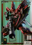 Msn06s GundamUCCardBuilder