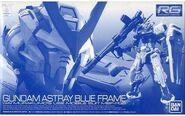 RG Gundam Astray Blue Frame