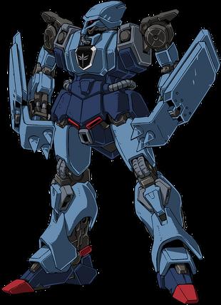 Front (w/ Spike Shields)
