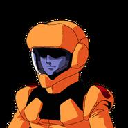 Zanscare Pilot A (G Gen Wars)