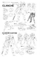 Clanche and Clanche Custom Lineart