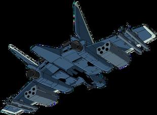Thunderbolt (Rear)