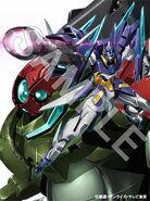 Gundam AGEII Magnum & Grimoire Red Beret Blu-Ray
