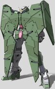 Gundam Dynames Full Shield