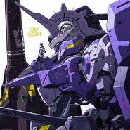 Gundam Kimaris Vidar ippeigyoubu