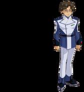 Gundam info Character Sheet Dalida Lolaha Chandra II