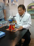 Oda Masahiro old