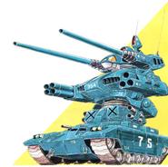 RMV-1 Guntank II MSV