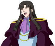 SD Gundam G Generation Crossrays Rondo Gihna Sahaku
