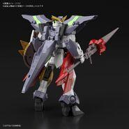 Gundam Aegis Knight (Gunpla) (Rear)