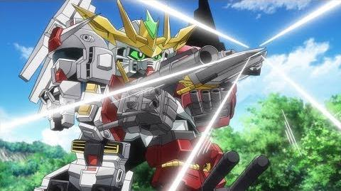 Gundam Build Divers-Episode 16 Friends Reunited(EN,TW,KR,FR,IT sub)