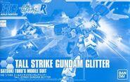 HGBF Tall Strike Gundam Glitter