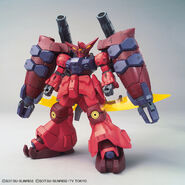 RX-78GP02R天 Gundam GP-Rase-Two-Ten (Gunpla) (Front)