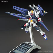 ZGMF-X10A-A Amazing Strike Freedom Gundam (Gunpla) (Action Pose)