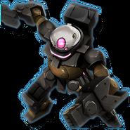Gundam Diorama Front 3rd GH-001 Grimoire