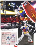 MG RX-78-02 Gundam Conversion Kit 2