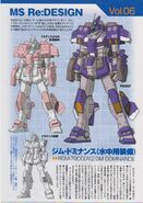 Mobile Suit Gundam The Blue Destiny Vol 6