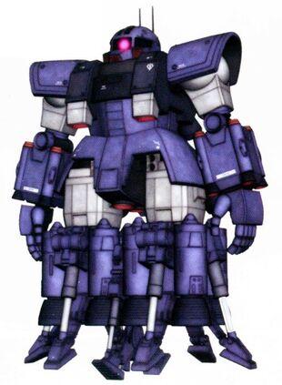 Front (Gundam Crisis Colors)