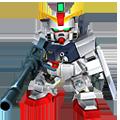 Unit b gundam ground type