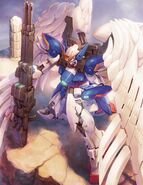 XXXG-00W0 Wing Gundam Zero (Mobile Suit Gundam Wing Endless Waltz - Glory of the Losers Vol 13) 07