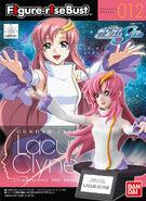 Figure-rise Bust-Lacus Clyne