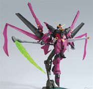 HGBD Gundam Love Phantom (Pose 3)