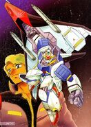 Half Zeta Gundam