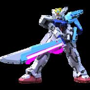 Img ms strike gundam sword training