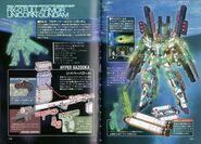 RX-0 FA Unicorn Gundam - SpecTechDetailDesign