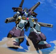 AGE-3F Gundam AGE-3 Fortress (Ep 31) 01