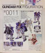 GFF 0011 Ex-SGundam box-back