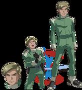Gundam info Character Sheet Madd Aves