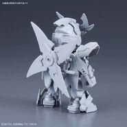 SDBD RX-Zeromaru Gunpla 3