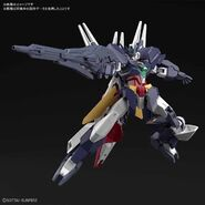 Uraven Gundam (Gunpla) (Action Pose 1)
