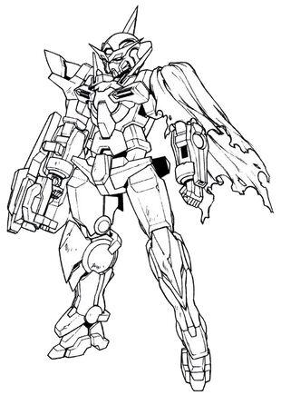 Gundam Amazing Exia Repair