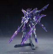 GN-10000 Transient Gundam Glacier (Gunpla) (Front)