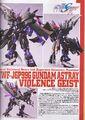 Gundam Astray Violence Geist
