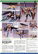 Gundam Harute with GN Sword IV Full Saber 2