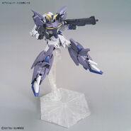 Gundam Tertium (Gunpla) (Action Pose 3)