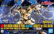HGUC Unicorn Gundam 03 Phenex (Unicorn Mode) (Narrative Ver.) -Gold Coating-