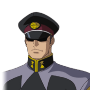 ZAFT Officer (G Gen Wars)