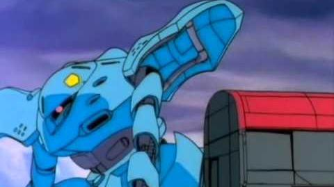 060 MSM-03C Hy-Gogg (from Mobile Suit Gundam 0080)
