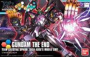 Hg Gundam The End