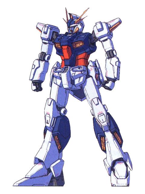 Front (Odysseus Gundam)