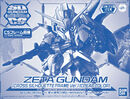 SDCS Zeta Gundam -Cross Silhouette Frame Ver.- -Clear Color-