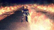 Terraformars U-NASA Custom Hyaku Shiki (Young Jump x Gundam 40th Anniversary Special Movie) 06