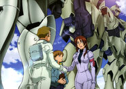 Victory Gundam Illustration (2)