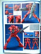 Gundam 00P Second Season Gundam Astraea Type-F3