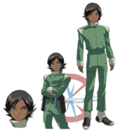 Gundam info Character Sheet Youlant Kent