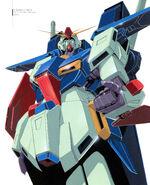 ZZ Gundam Illust Yorihisa Uchida